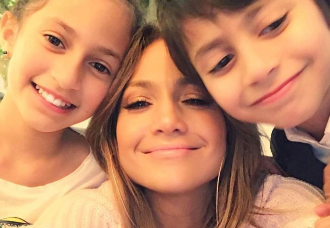 Jennifer Lopez Reveals Her Kids Watch Her on TV: 'It's Something